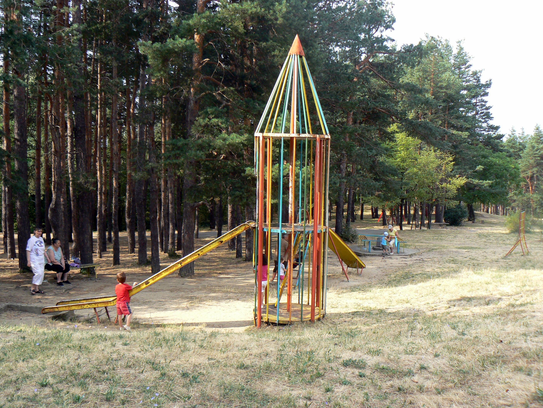 """Парк """"Тюлбе"""", Казанлък, 2012г"""